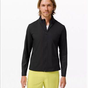 NWOT Men's Lululemon Active Jacket Sz L